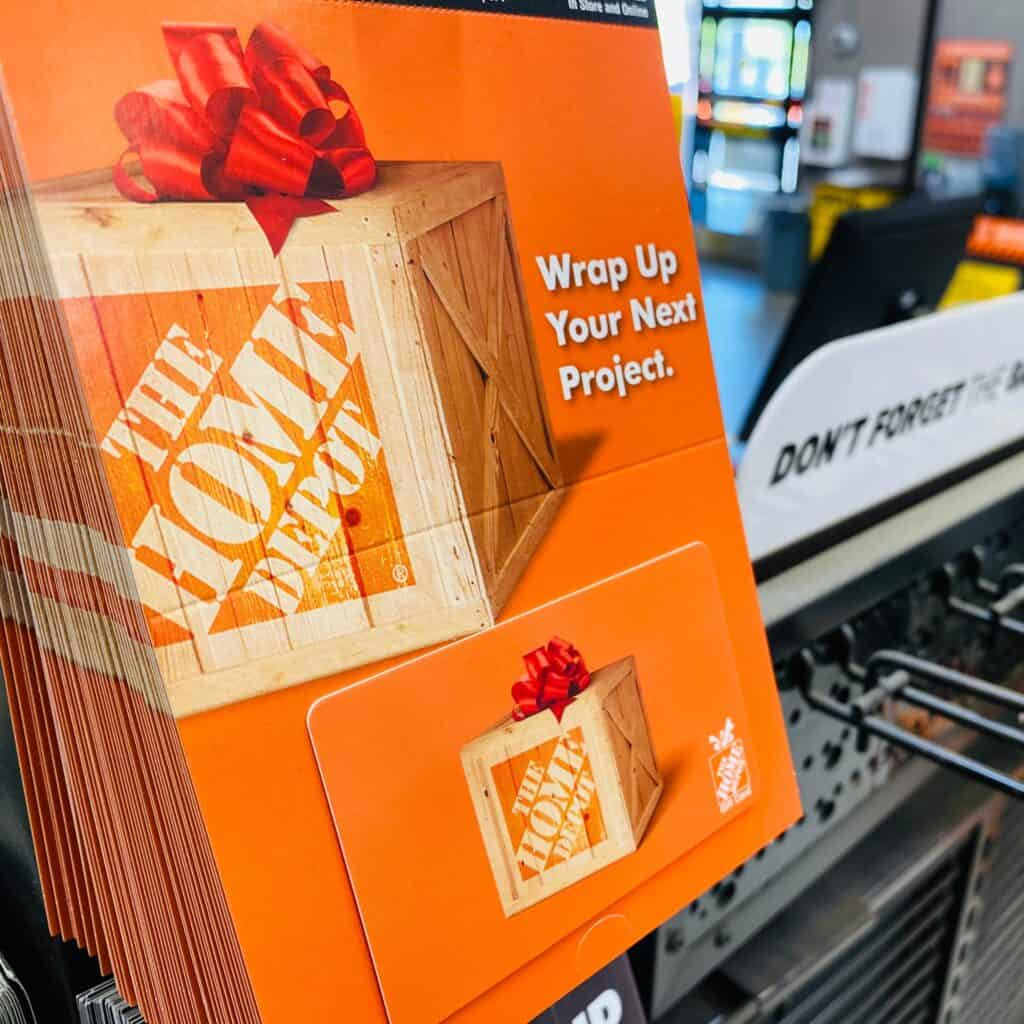 Special Offer - $500 Lowes or Home Depot Gift Card