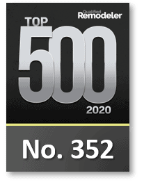 accreditations - Qualified Remodler Magazine QR Top 500 # 352