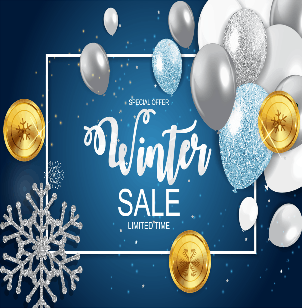 Special Offers - Winter Sale