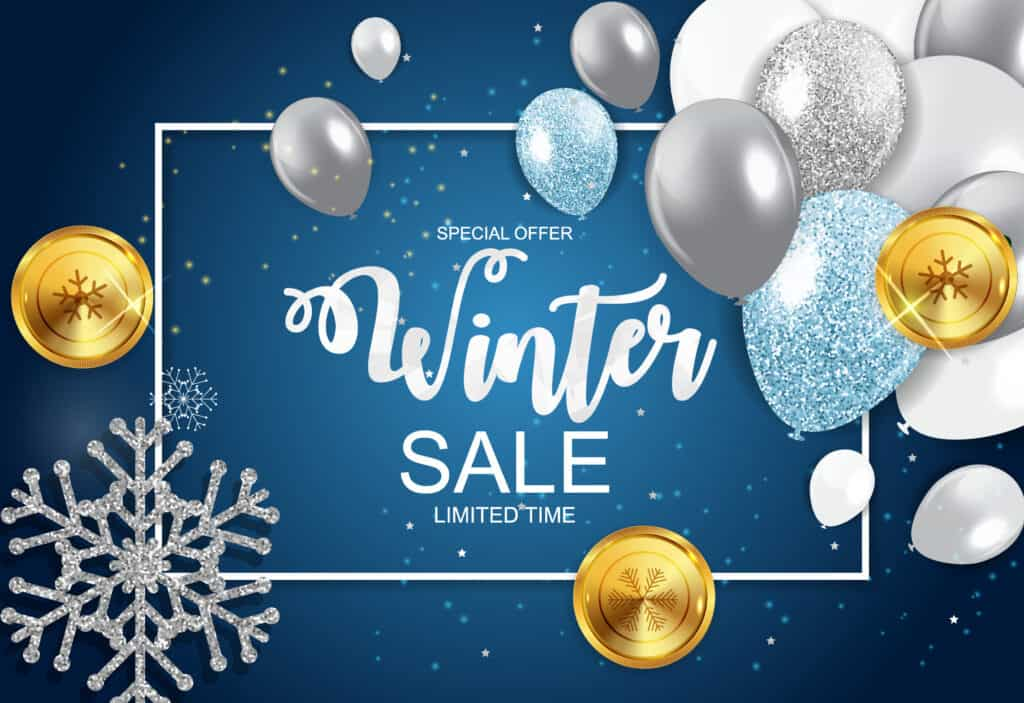 Special Offer - Winter Sale