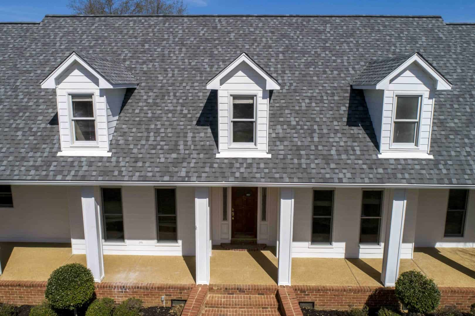Pristine Appearance. Protected Appeal. Pinnacle® Pristine architectural shingles provide stunning color that lasts.