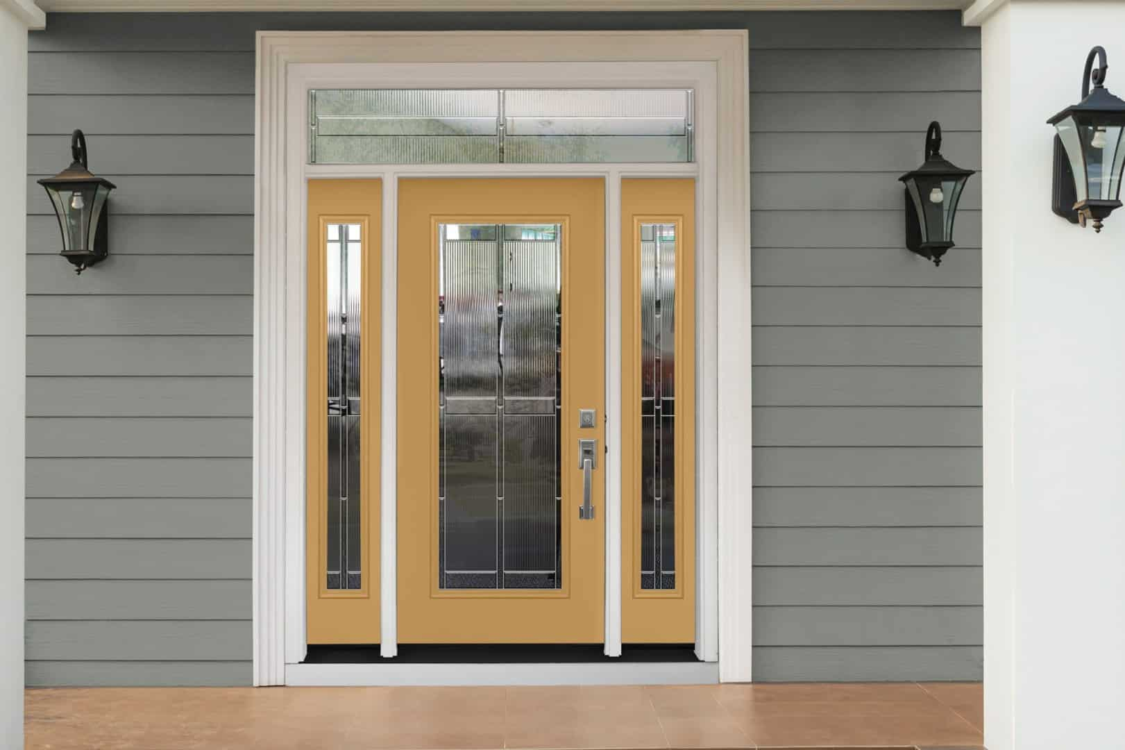Wintek USA is Proud to offer Provia Heritage Fiberglass Doors provide the strength of fiberglass and the classic look of woodgrain. Our textured doors are artfully stained or painted with a durable finish that is guaranteed to last.