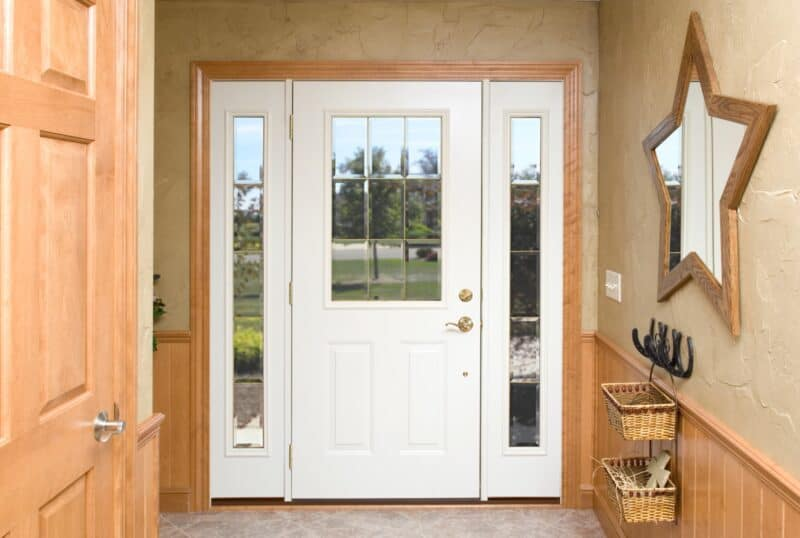 Wintek USA is proud to offer Wintek USA is Proud to offer Provia Heritage Fiberglass Doors provide the strength of fiberglass and the classic look of woodgrain. Our textured doors are artfully stained or painted with a durable finish that is guaranteed to last.