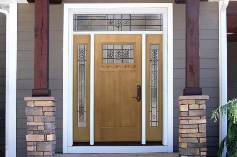WinTek is proud to offer ProVia's popular Signet fiberglass entry doors are available in 19 door styles with four styles of sidelites and can be ordered in custom sizes.