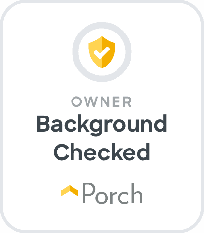Porch - Background Checked